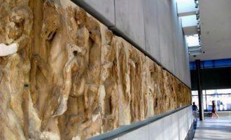 "Süddeutsche Zeitung: Γερμανοί στρατιώτες λεηλάτησαν τα αρχαία στην Κατοχή για ""σουβενίρ"""