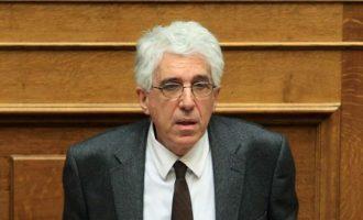 Παρασκευόπουλος για Novartis: Οι κατηγορούμενοι όταν δικάζονται μιλούν για σκευωρία