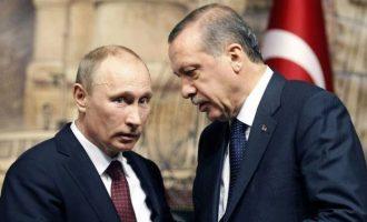 Ο Ερντογάν προστατεύει την Αλ Κάιντα στη Συρία – Ζήτησε από τον Πούτιν να σταματήσει η επίθεση εναντίον της
