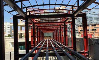 """Μπήκαν οι πρώτες ράγες στο Μετρό Θεσσαλονίκης – """"Φουλάρουν"""" και οι μετροπόντικες"""