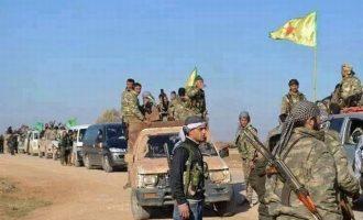 Και δεύτερη μεγάλη πετρελαιοπηγή της Ντέιρ Αλ Ζουρ στα χέρια των Κούρδων (SDF)