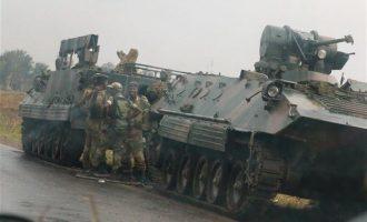 Ζιμπάμπουε: O στρατός έθεσε υπό κράτηση τον υπουργό Οικονομικών