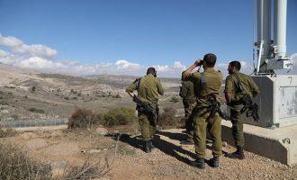Αντίποινα από Ισραήλ: Απάντησε στις ρίψεις ρουκετών από τη Λωρίδα της Γάζας