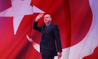 Ο Ερντογάν ανακοίνωσε την έναρξη εισβολής στο Ιράκ – Στόχος οι Κούρδοι Γιαζίντι