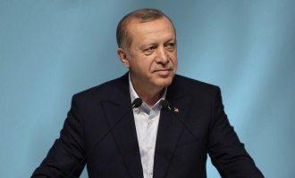 Ερντογάν: Η ένταξη στην ΕΕ παραμένει στρατηγικός στόχος