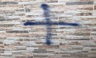 Σε συναγερμό η ΕΛΑΣ για τους σταυρούς σε σπίτια και για ύποπτα φυλλάδια στην Κομοτηνή (φωτο)