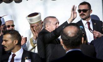 Ολοκληρώθηκε η επίσκεψη Ερντογάν στην Ελλάδα