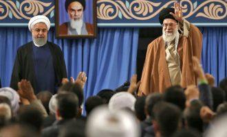 """Σε έξαλλη οργή το Ιράν για την Ιερουσαλήμ: """"Παράλογη απόφαση εκ μέρους των ΗΠΑ"""""""
