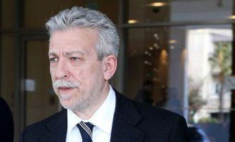 Κοντονής: Κόλαφος για ακροδεξιούς και πατριδοκάπηλους η απόφαση ΣτΕ για τη συμφωνία των Πρεσπών