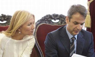 Γιατί ο Μητσοτάκης δε λέει κουβέντα για τη νέα offshore – Έχουν σπάσει τα τηλέφωνα