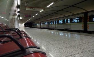 Κλειστοί οι σταθμοί του Μετρό «Σύνταγμα», «Ευαγγελισμός» και «Μέγαρο Μουσικής» λόγω Ερντογάν
