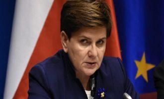 Πολιτικές εξελίξεις στην Πολωνία: Παραιτήθηκε η πρωθυπουργός Μπεάτα Σίντλο