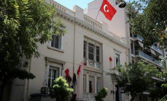 Συνελήφθησαν 57 φοιτητές από την Κύπρο έξω από την τουρκική πρεσβεία