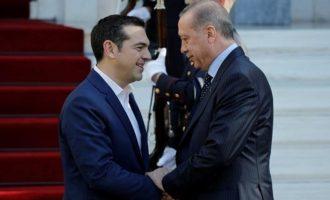 Μία προς μία οι υποχωρήσεις του Ερντογάν: Σε τι συμφώνησαν με τον Τσίπρα