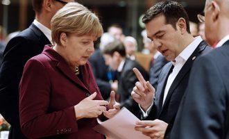 Εύσημα Μέρκελ για τη στάση Τσίπρα στην προκλητικότητα της Τουρκίας