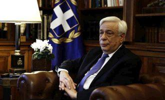 Προκόπης Παυλόπουλος: «Η Συνθήκη της Λωζάνης δεν αναθεωρείται ούτε επικαιροποιείται»