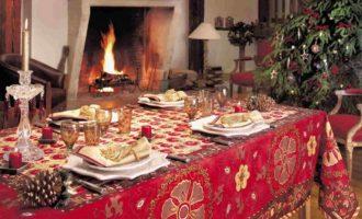 Απολαύστε τα εορταστικά τραπέζια Χριστουγέννων και Πρωτοχρονιάς χωρίς φουσκώματα και δυσπεψίες