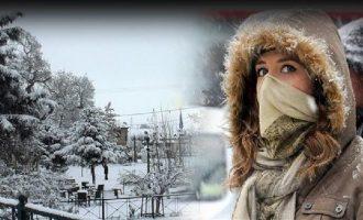 Καλλιάνος: Έρχεται σφοδρή κακοκαιρία – Πού θα χιονίσει