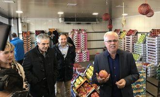 Αποστόλου: Λαϊκές αγορές παραγωγών σε όλη την Ελλάδα και Ταμείο Αλληλοβοήθειας στην αλιεία