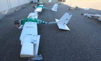 Ισλαμιστές εξαπέλυσαν αεροπορικές επιδρομές σε ρωσικές βάσεις με τηλεκατευθυνόμενα αεροπλανάκια (φωτο)