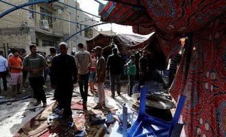 Πέντε νεκροί από βομβιστική επίθεση αυτοκτονίας στη Βαγδάτη