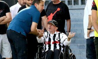 Πέθανε ο θρύλος του κρητικού ποδοσφαίρου Ευγένιος Γκέραρντ