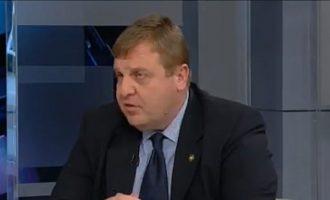 Ο Βούλγαρος υπουργός Άμυνας «ορέγεται» τα Σκόπια για βουλγάρικη επαρχία