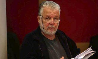Το συγκινητικό αντίο του Αλέξη Τσίπρα στον Θοδωρή Μιχόπουλο