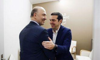 """""""Σκοτώνει"""" τα σενάρια ΔΝΤ για το 2019 ο Μοσκοβισί – Δεν υπάρχει τέταρτο μνημόνιο"""