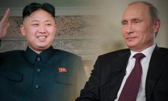 Πούτιν: Εξυπνος και ώριμος ηγέτης ο Κιμ Γιονγκ Ουν- Κέρδισε τη Δύση