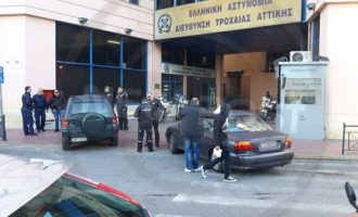 Πυροβολισμοί στο Μεταξουργείο – Κρατούμενος προσπάθησε να διαφύγει