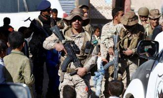 Φήμες για μυστικές συνομιλίες με στόχο τον τερματισμό του πολέμου στην Υεμένη