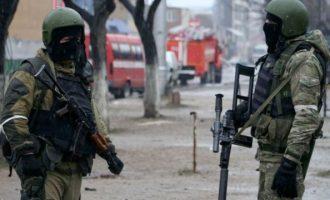 Ρωσία: Νεκροί δύο τζιχαντιστές που σχεδίαζαν επιθέσεις πριν τις εκλογές του Μαρτίου