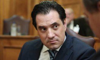 Τι λέει ο Γεωργιάδης για την παραίτηση του προέδρου του ΣτΕ Νίκου Σακελλαρίου