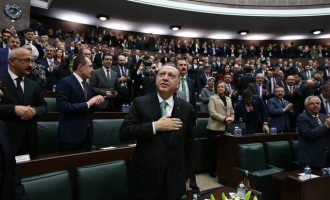 Ο Ερντογάν απειλεί να ανοίξει πόλεμο με Ελλάδα, Κύπρο, Κούρδους, Ισραήλ, Αίγυπτο και ΗΠΑ – Όλο το ρεπορτάζ