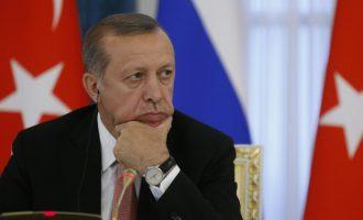 Ξεκίνησε η χρεοκοπία της Τουρκίας – Ξένα δημοσιεύματα προαναγγέλλουν κατάρρευσή της