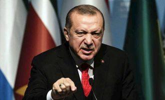 O Eρντογάν απειλεί με εισβολή στο Ιράκ και εξαγγέλλει νέες επιδρομές σε πόλεις της Συρίας