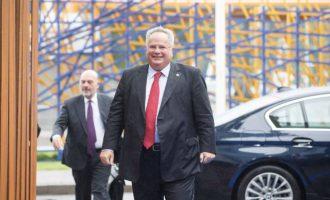 Στο Λουξεμβούργο τη Δευτέρα ο Κοτζιάς για το Συμβούλιο Εξωτερικών Υποθέσεων της ΕΕ