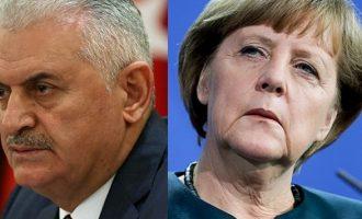 Στο Βερολίνο ο Γιλντιρίμ την Πέμπτη –  Θα συναντήσει τη Μέρκελ
