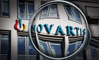Βόμβα για Novartis: Ευρήματα για πολιτικούς στην έρευνα για ξέπλυμα μαύρου χρήματος