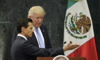 Ο Τραμπ θα συναντήσει τον Μεξικανό πρόεδρο Ενρίκε Πένια Νιέτο