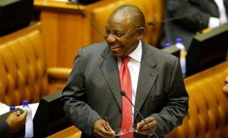 """Ο Σίριλ Ραμαφόζα νέος Πρόεδρος της Νότιας Αφρικής – Ήταν ο """"εκλεκτός"""" του Μαντέλα"""