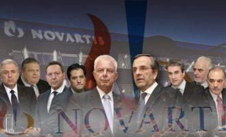 """Εντολή να """"ξετινάξουν"""" όλα τα περιουσιακά στοιχεία των εμπλεκομένων στο σκάνδαλο Novartis"""
