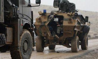 Αμερικανικό ντρον κατέστρεψε άρμα ρωσικής κατασκευής στη Συρία