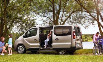 Διαθέσιμο το νέο 9θεσιο Renault Trafic