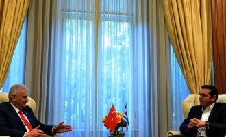 Το αυστηρό μήνυμα Τσίπρα σε Γιλντιρίμ – Συναγερμός για τις τουρκικές προκλήσεις