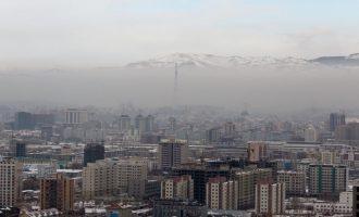 «Θάλαμος αερίων» η πρωτεύουσα της Μογγολίας – Το πιο φονικό νέφος του κόσμου σκεπάζει την Ουλάν Μπατόρ