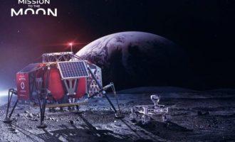 Ιστορικό: Θα έχει σήμα στο φεγγάρι και μάλιστα 4G