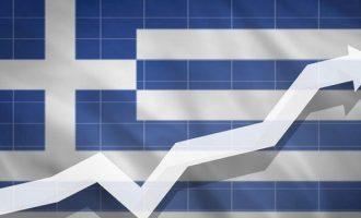 Ράλι στην οικονομία: Ανάπτυξη στο 2,5% προβλέπει για το 2018-2019 η Κομισιόν