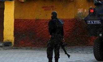 Η Άγκυρα ανακοίνωσε απαγόρευση κυκλοφορίας σε 176 χωριά και δήμους του Ντιγιάρμπακιρ